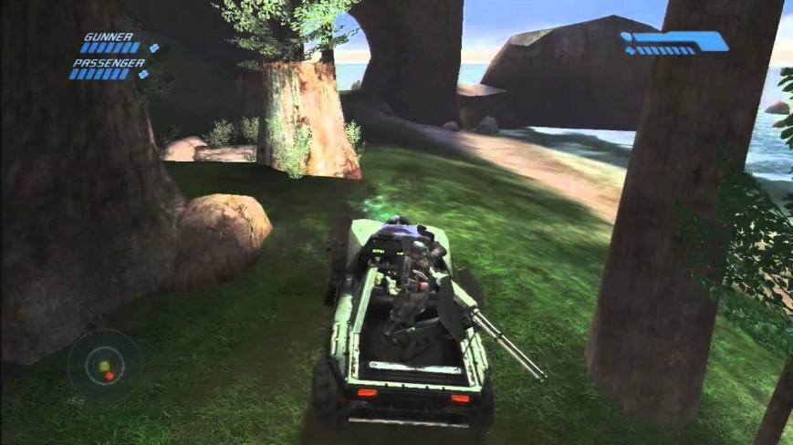Сегодня в первую часть Halo интересно играть, разве что, фанатам