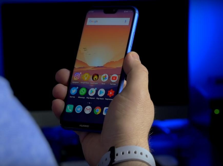 Huawei P20 Lite_HAND