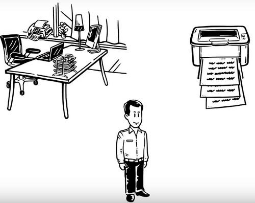 На современном рынке оргтехники представлены 3 типа принтеров.