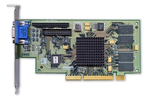 Много лет назад партнёры вроде Diamond и 3DLabs продавали видеокарты на базе Intel i740