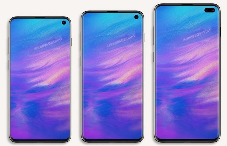 Премьера Samsung Galaxy S10 состоится 20 февраля. Ожидается, что в серию войдут модели S10 Lite, S10 и S10+