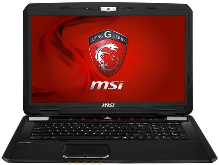 MSI GX70 — ноутбук на процессоре AMD A10 из 2012 года