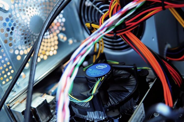 Как уменьшить шум вентилятора компьютера