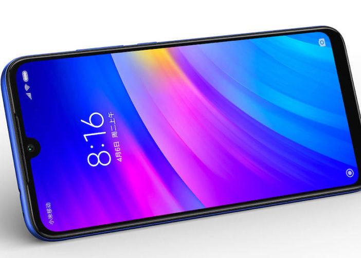 Xiaomi Redmi 7. Источник mysmartprice.com