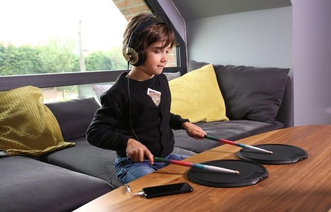 Учиться играть на ударных становится проще, чем когда-либо раньше