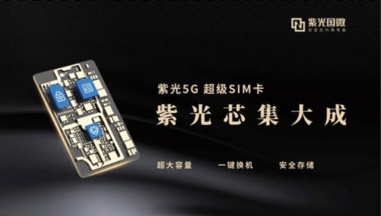 china unicom 5g super sim 1